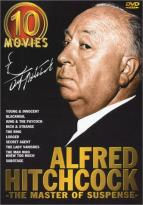 Alfred Hitchcock - Master of Suspense 10-Movie Set