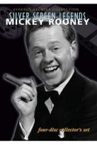 Silver Screen Legends: Mickey Rooney