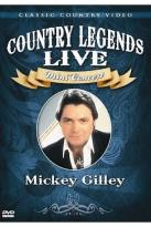 Country Legends Live Mickey Gilley