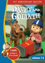 Davey and Goliath, Vols. 1-6