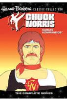 Hanna-Barbera Classic Collection - Chuck Norris Karate Kommandos - The Complete Series