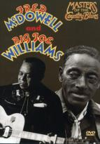 Masters of the Country Blues - Big Joe Williams/Fred McDowell