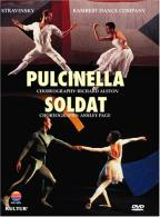 Pulcinella and Soldat