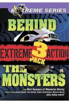 Extreme Action Pack: Behind The Monsters / Family Motocross/ Tactical Paintball