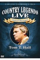 Country Legends Live Tom T. Hall
