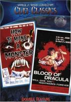 Samuel Z. Arkoff Collection Cult Classics - How to Make a Monster/Blood of Dracula