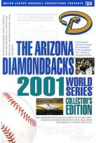 2001 MLB World Series - Arizona Diamondbacks