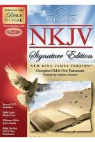 New King James Version Bibles On DVD Signature Edition