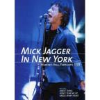 Mick Jagger in New York: Webster Hall, February, 1993