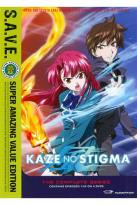 Kaze no Stigma - The Complete Series