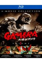 Gamera: 4 - Movie Collection, Vol. 1