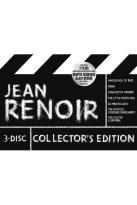 Jean Renoir - 3 Disc Collection