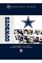 NFL Greatest Games Series - Dallas Cowboys 10 Greatest Games