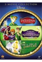 Peter Pan And Tinkerbell Gift Set