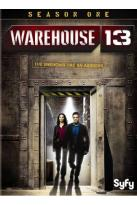 Warehouse 13 - The Complete First Season