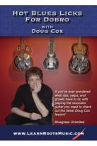 Doug Cox: Hot Blues Licks for Dobro
