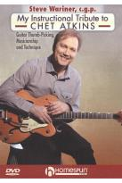 Steve Wariner, C.G.P.: My Instructional Tribute to Chet Atkins