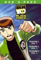 Ben 10: Alien Force - Season 1, Vols. 1-3