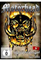 Motorhead: Attack in Switzerland - Live