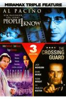 Miramax Triple Feature: Suspense