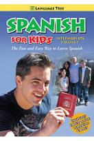 Spanish for Kids: Intermediate, Vol. 1