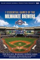 MLB: Essential Games of the Milwaukee Brewers