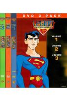 Legion of the Superheroes, Vols. 1-3