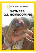 National Geographic: Witness: G.I. Homecoming