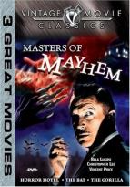 Masters Of Mayhem - 3 Films