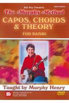 Murphy Method: Capos, Chords & Theory for Banjo