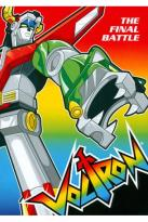 Voltron: Defender of the Universe - The Final Battle