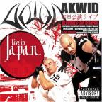 Akwid - Live In Japan: Explicit: CD/DVD