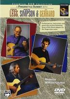 Fingerstyle Summit with Adrian Legg, Martin Simpson, and Ed Gerhard