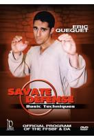 Eric Quequet: Savate Defense - Basic Techniques