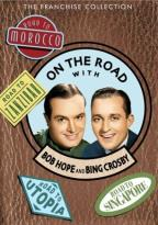 On the Road with Bob Hope and Bing Crosby
