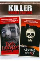 Killer Double Feature: Bad Dreams/Visiting Hours