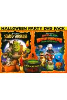Scared Shrekless/Monsters vs. Aliens: Mutant Pumpkins from Outer Space