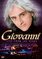 Giovanni - Live From Las Vegas