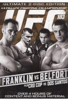UFC 103: Franklin vs. Belfort