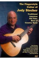 Fingerstyle Guitar of Jody Stecher