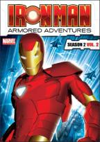 Iron Man: Armored Adventures - Season 2, Vol. 2
