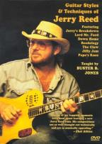 Buster B. Jones - Guitar Styles and Techniques of Jerry Reed