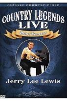 Country Legends Live Jerry Lee Lewis