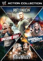 WWE: Action Collection - The Reunion/Inside Out/Bending the Rules/No Holds Barred