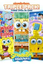 SpongeBob SquarePants: Truth or Square/Who Bob What Pants/Whale of a Birthday
