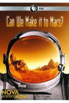 NOVA scienceNOW: Can We Make It to Mars?