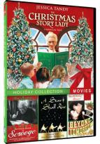 Christmas Story Lady/Scrooge/A Star Shall Rise/Beyond Tomorrow