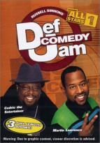 Def Comedy Jam: More All Stars - Volume 1