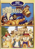 Hercules/The Three Little Pigs - Double Feature
