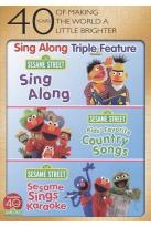 Sesame Street: Sing Along/Kids' Favorite Country Songs/Sesame Sings Karaoke